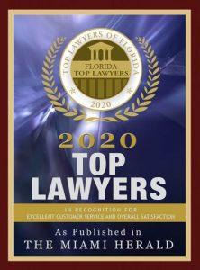 top lawyers florida